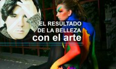 El estilo del body paint